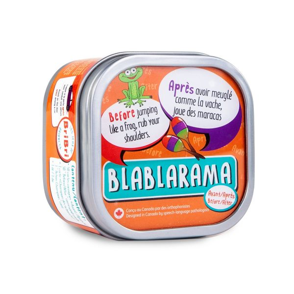 blablarama avant apres 1 600x600 - Blablarama - Avant/après