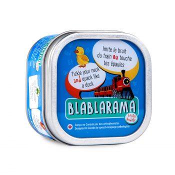 blablarama et and 1 350x350 - HISTOIRES d'orthographe - Pizza Pizza!