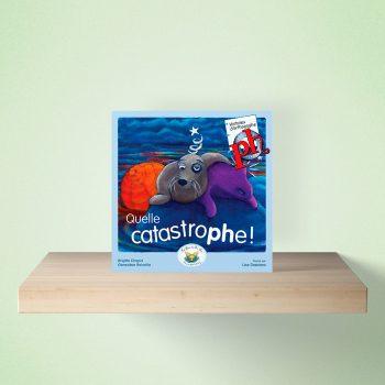 mock up livre catastrophe 350x350 - Blablarama - Ensemble de 3 jeux