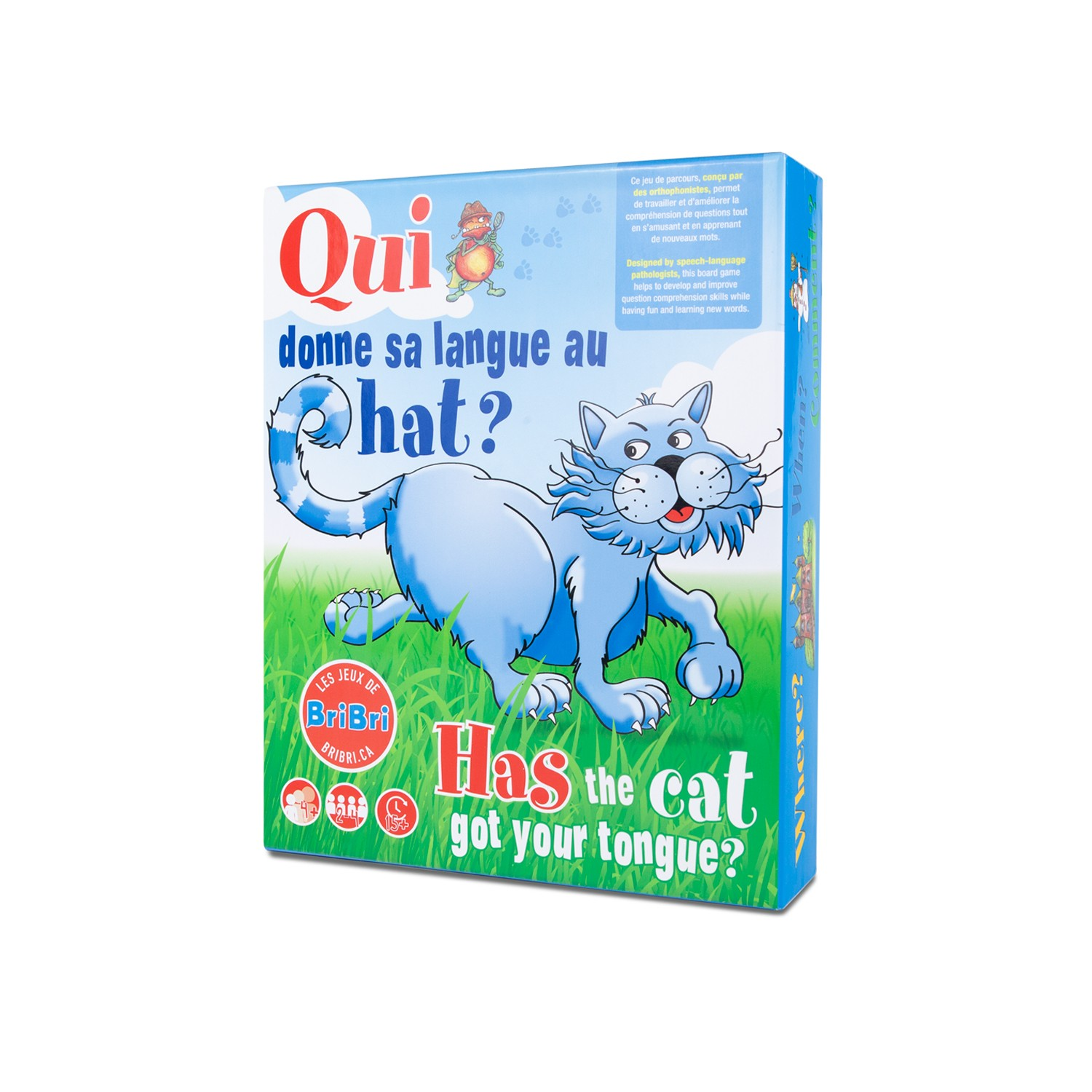 qui donne sa langue au chat 1 - Comment jouer